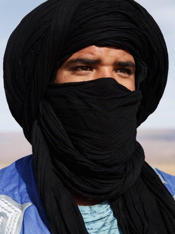 Berber Desert Camp Tour Guide Lahcen Labaali