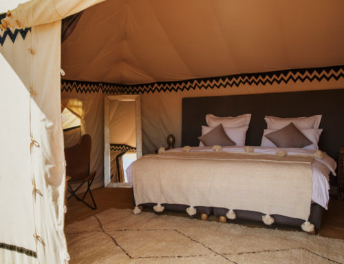 Sahara Camp Shade and Tents