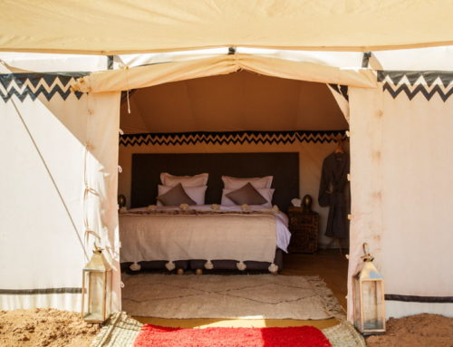 Nubia Luxury Camp – Sahara – Morocco