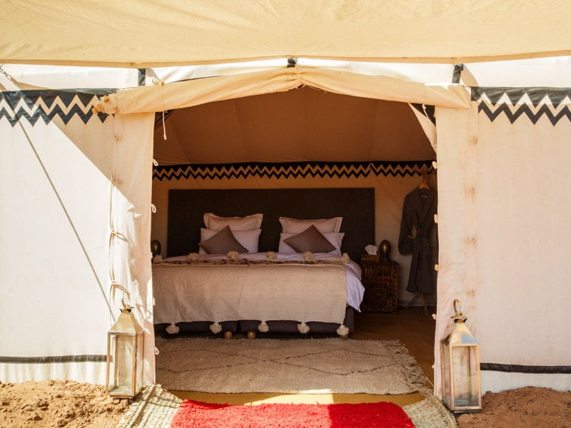 Nubia luxury desert camp morocco-bedrooms