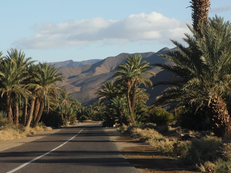 Road Tour in Sahara Desert Morocco
