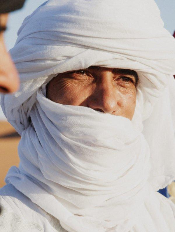 Berber Desert Camp Manager Mohamed Elhaoissi
