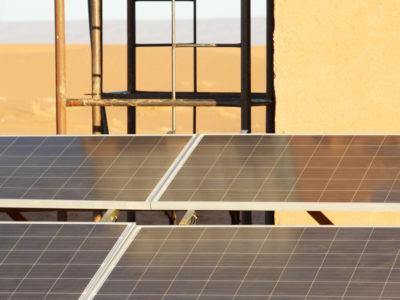 Solar Panels: Renewable Energy in Morocco